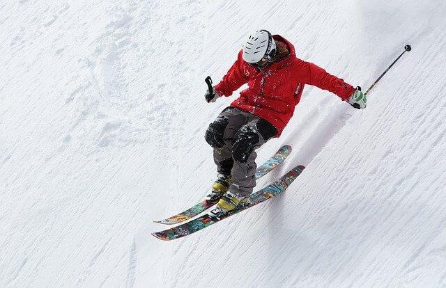 Oprema za skijanje - skijaški spust