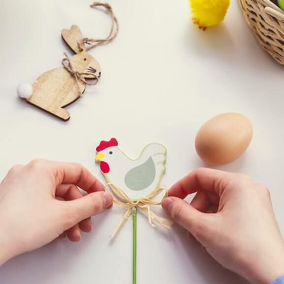 Dekorisanje uskršnjih jaja