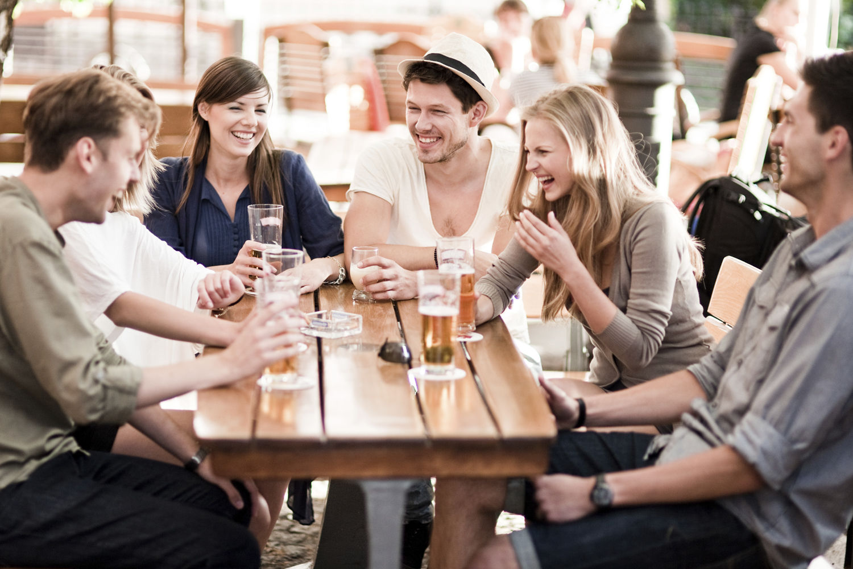 Kako ti voliš da provodiš vreme sa društvom?