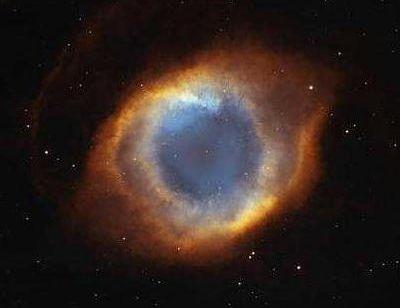 Ova zvezdana nebula je slikovito nazvana