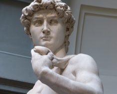Skulptura Mikeladjelo
